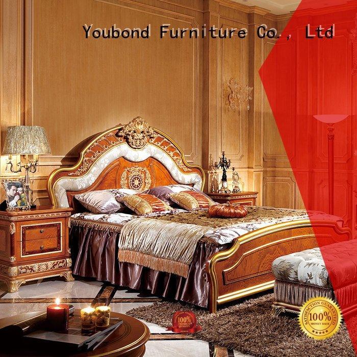wood mahogany bedroom solid wood bedroom furniture Senbetter