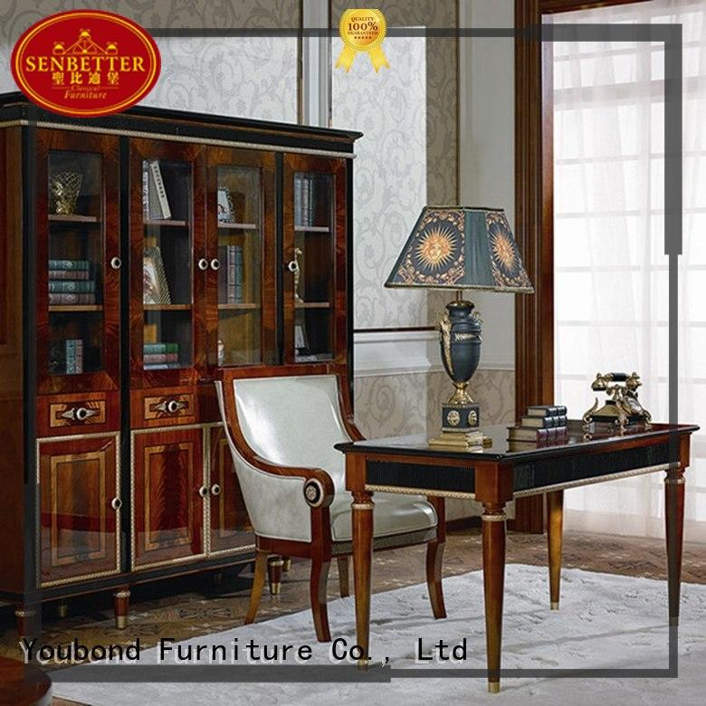 hot sale study furniture with office chair for company Senbetter