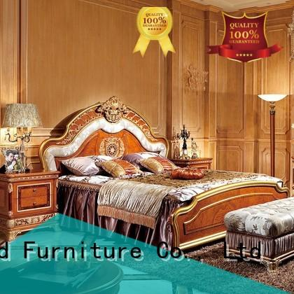 Senbetter Brand veneer solid bedroom oak bedroom furniture
