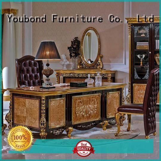 desk royal european classic office furniture style Senbetter Brand