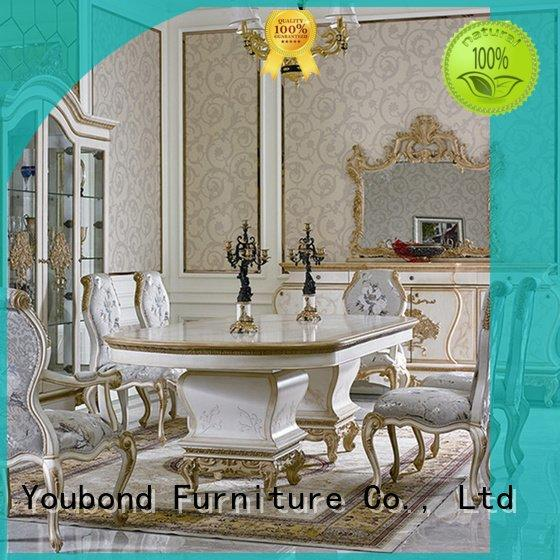 OEM dinette sets collection dinning spanish classic dining room furniture