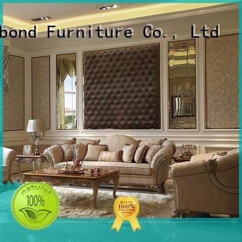 Senbetter Brand living lifestyle classic living room furniture sofa factory