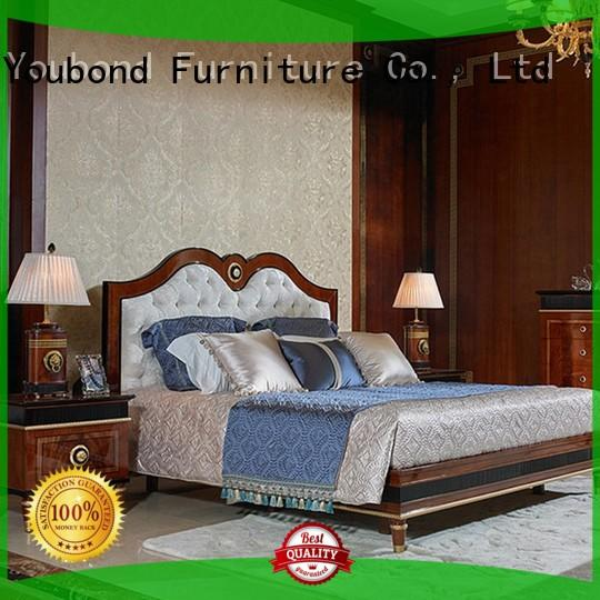italian style vintage bedroom furniture with shiny brass accessory decoration for decoration