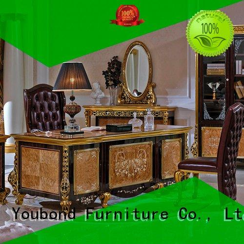Senbetter european classic office furniture wood royal