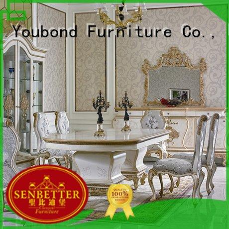 Senbetter wooden classic dining room furniture home 0010