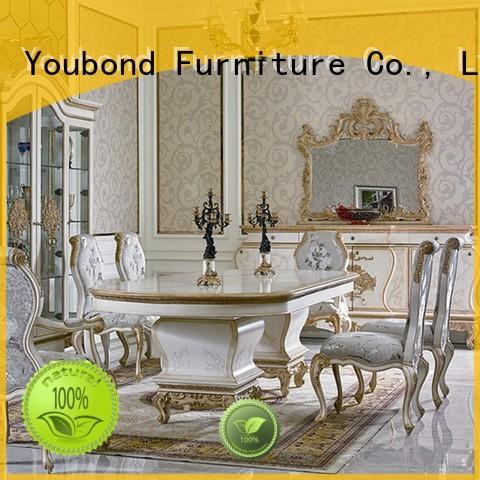 Senbetter Brand european classic dining room furniture dinning factory
