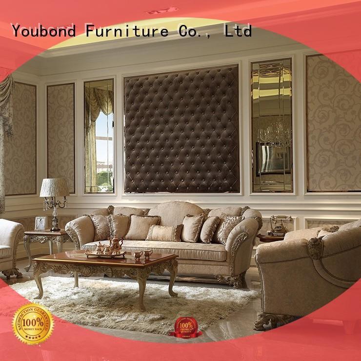 lifestyle white Senbetter Brand white living room furniture factory