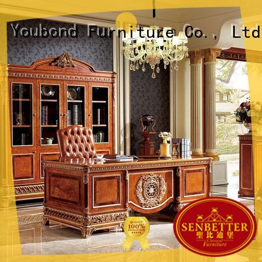 antique western office furniture factory for company