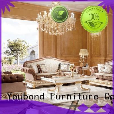 delicate room white living room furniture Senbetter Brand