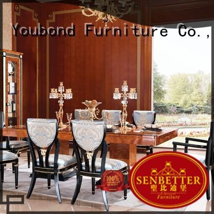 Senbetter Brand design wooden collection dinette sets