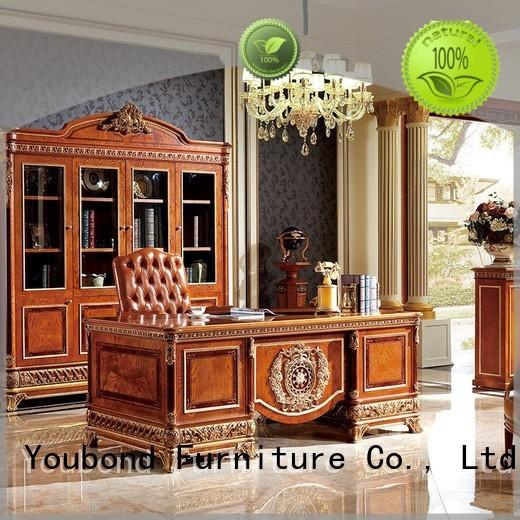 french carved luxury classic office furniture Senbetter Brand
