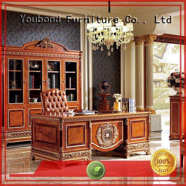 Senbetter desk classic office furniture solid wood