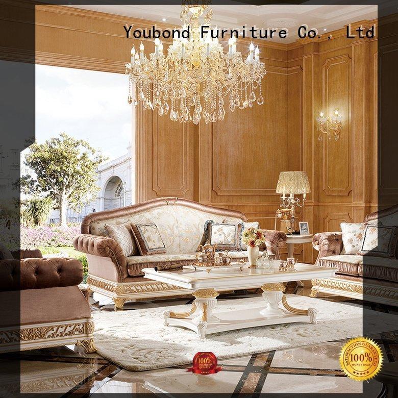 white living room furniture design 0066 Senbetter Brand