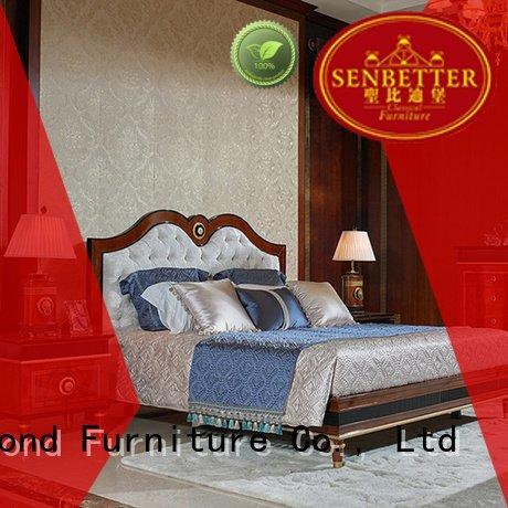 design mahogany Senbetter oak bedroom furniture
