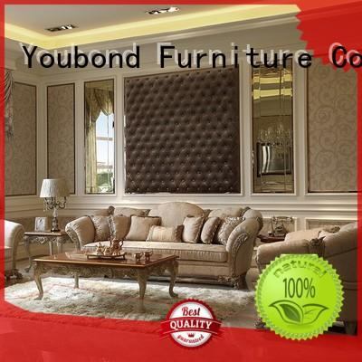 white living room furniture design classic living room furniture Senbetter Brand