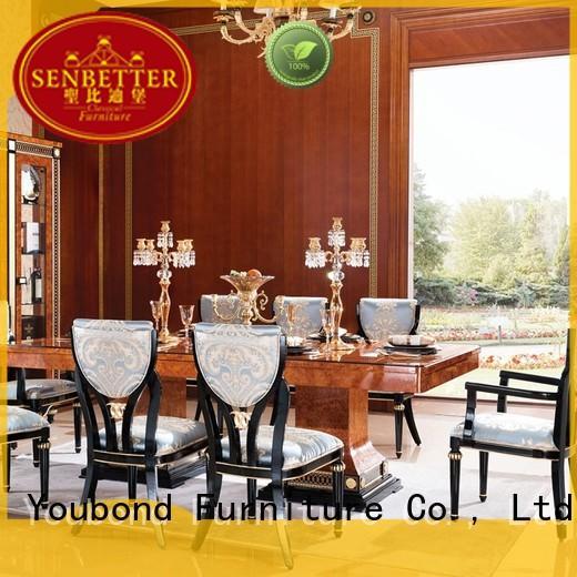 dinette sets furniture classic dining room furniture Senbetter Brand