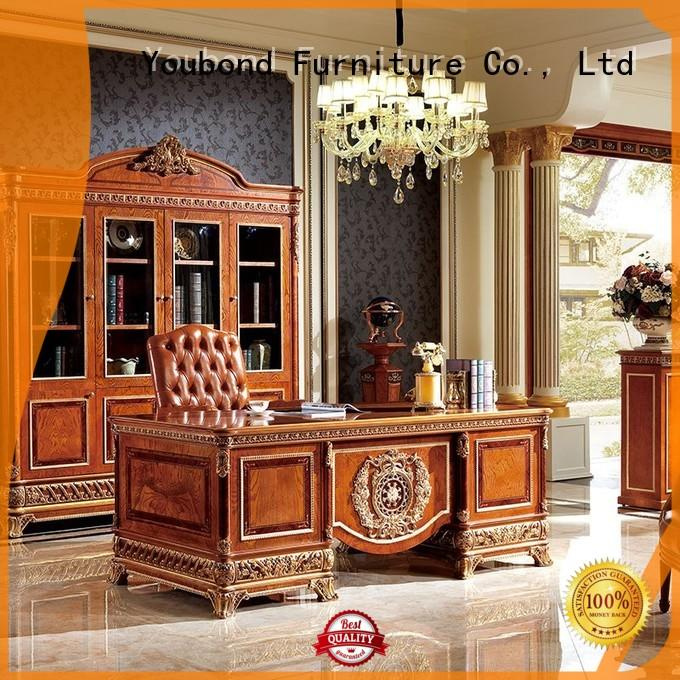 Senbetter Brand solid veneer study desk furniture