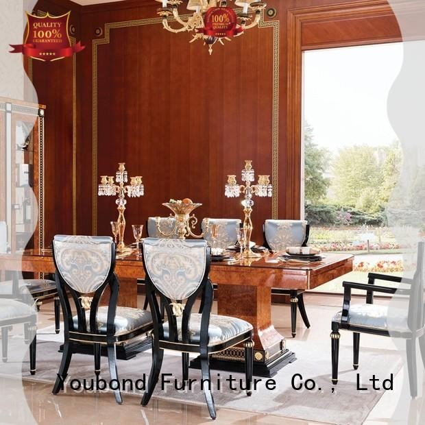 Senbetter solid wood dining set with table for collection