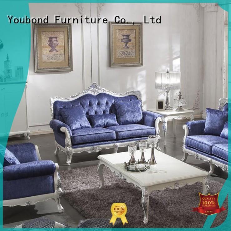 design Custom classic white classic living room furniture Senbetter wood