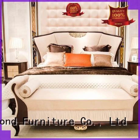 oak bedroom furniture veneer beech classic bedroom furniture Senbetter Brand