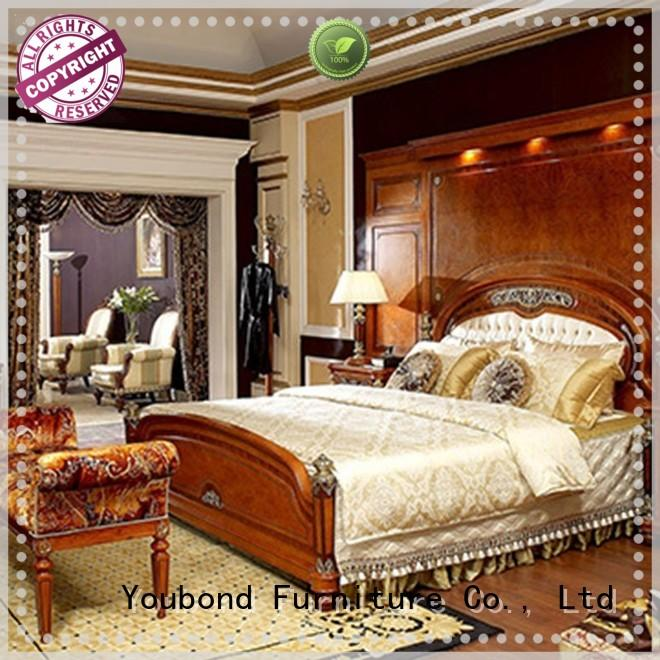 style wood classic classic bedroom furniture mahogany Senbetter