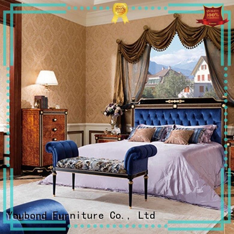 Senbetter classic gothic bedroom furniture manufacturers for decoration