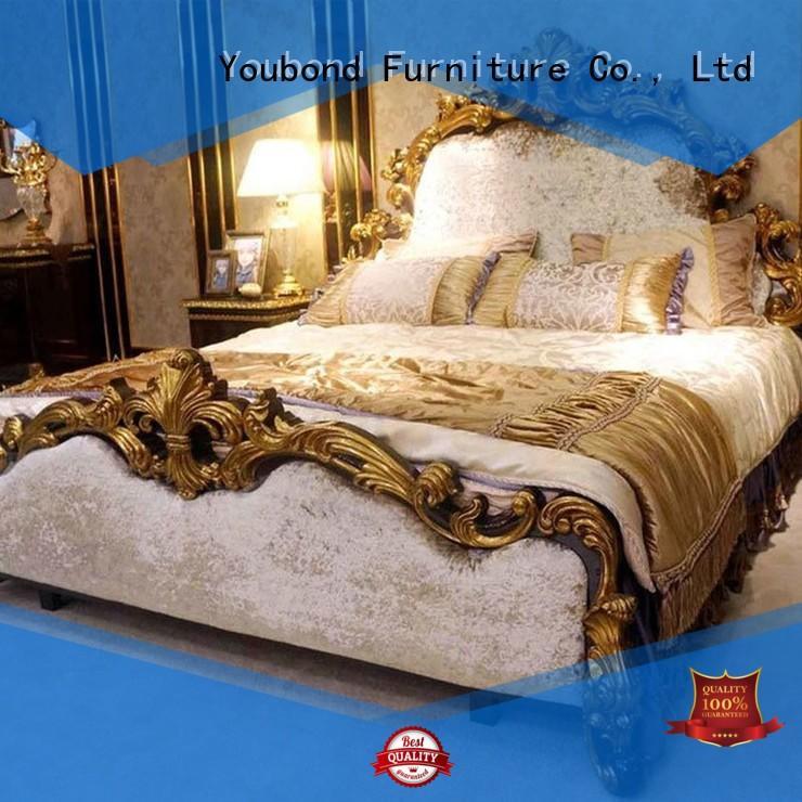 Senbetter Brand design bedroom solid wood bedroom furniture manufacture