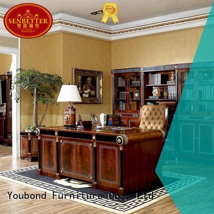 desk furniture furniture royal highend Senbetter Brand classic office furniture