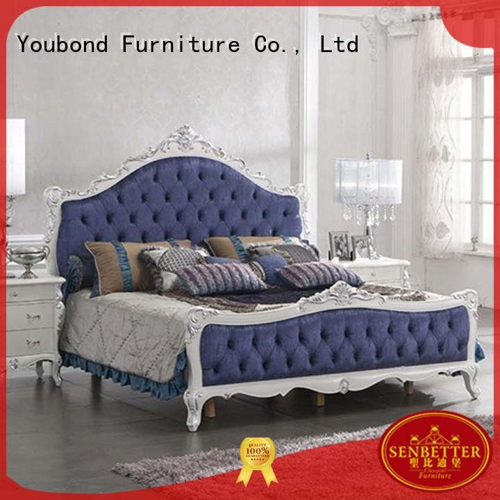 Senbetter gross classic bed furniture manufacturers for decoration