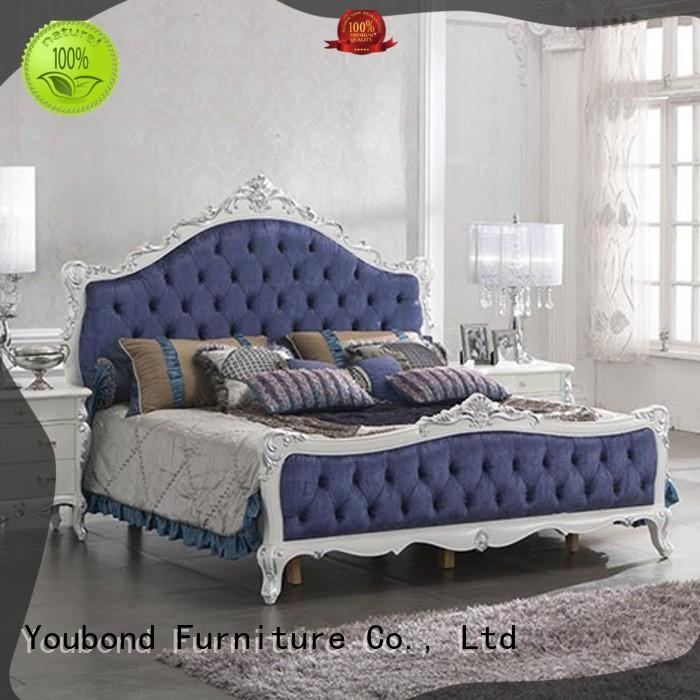 classic wood bedroom furniture night table for decoration Senbetter