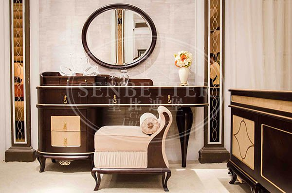 Senbetter whitewash bedroom furniture for decoration-3