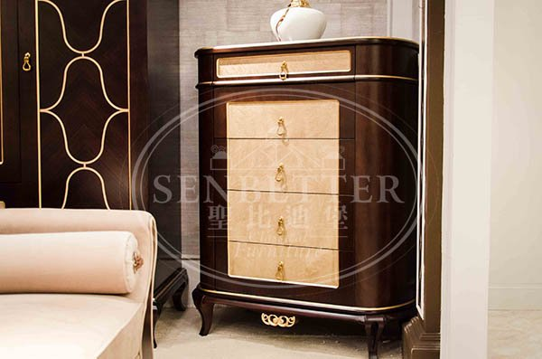 Senbetter neo japanese bedroom furniture company for royal home and villa-5