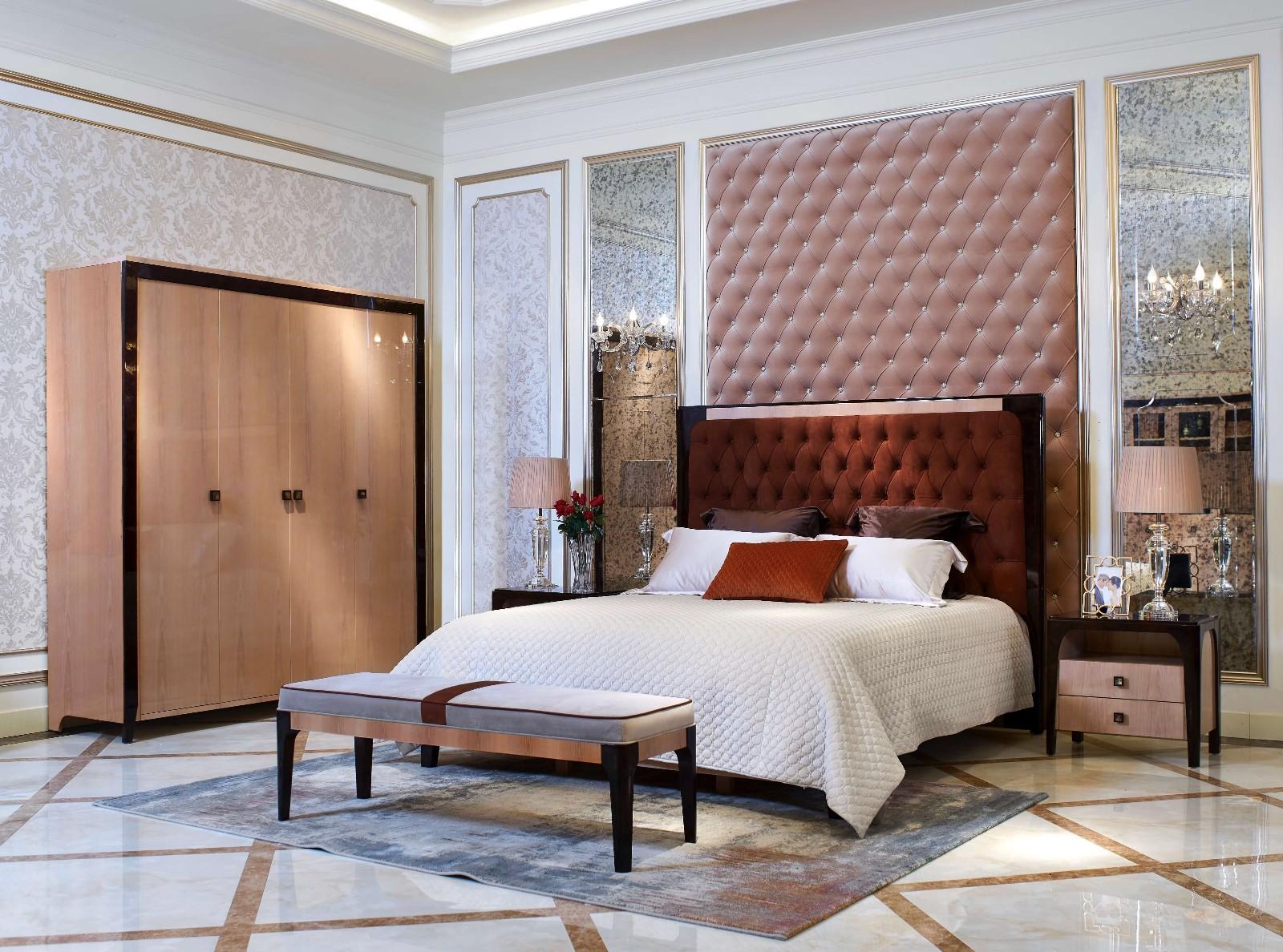 product-Modern luxury style bedroom furniture 0075-Senbetter-img