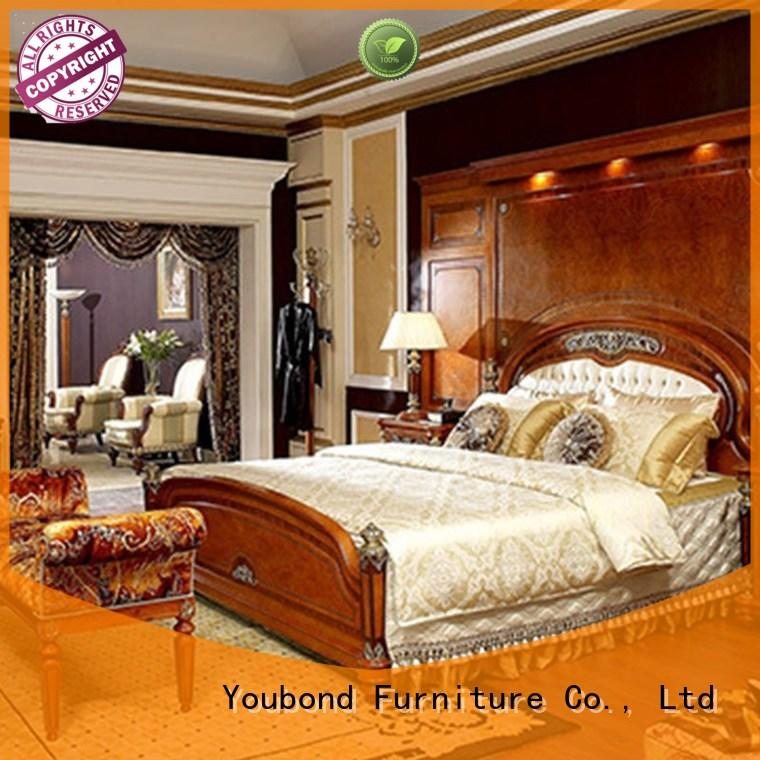Senbetter classical vintage bedroom furniture company for royal home and villa