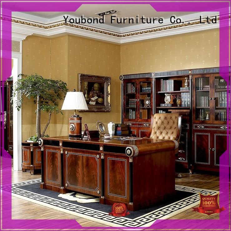 louis office table with office writing desk for company