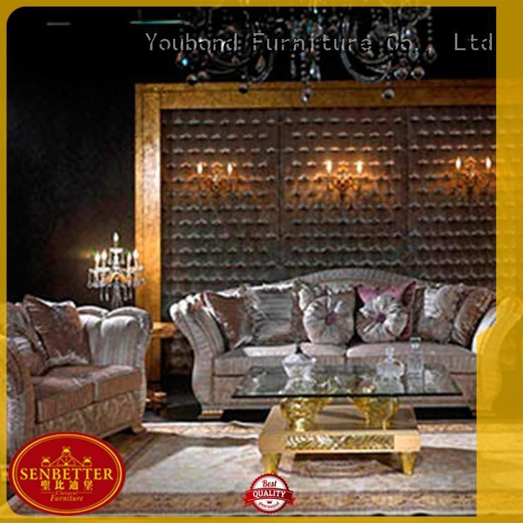 design delicate classic living room furniture classic baroque Senbetter company