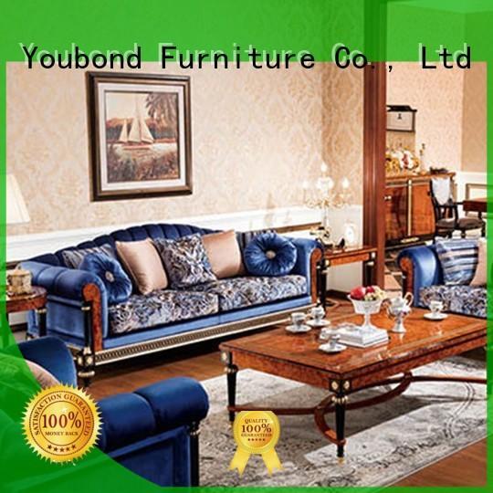 classic dubai italian Senbetter Brand white living room furniture manufacture