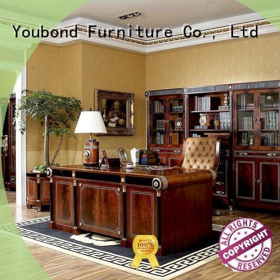 Senbetter unique office furniture with bookcase for villa