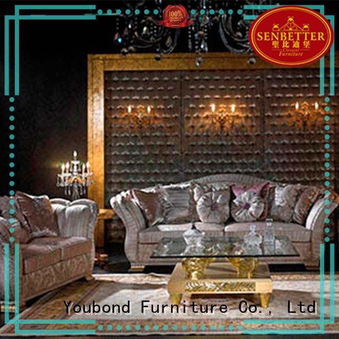 palace classic luxury classic living room furniture Senbetter
