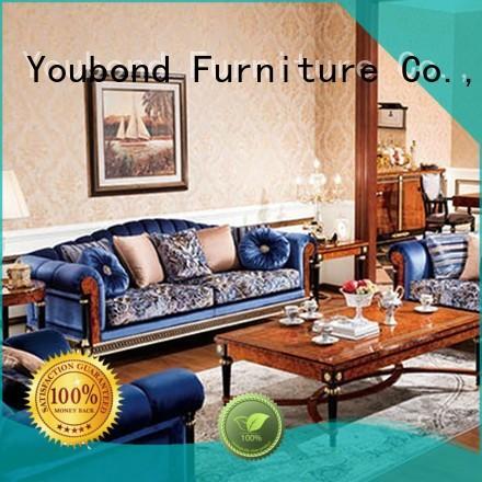 Senbetter top fancy living room sets supply for villa