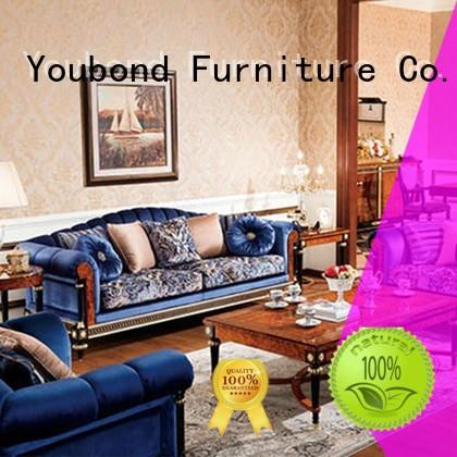 Senbetter classic luxury living room furniture sets with chinese element for hotel