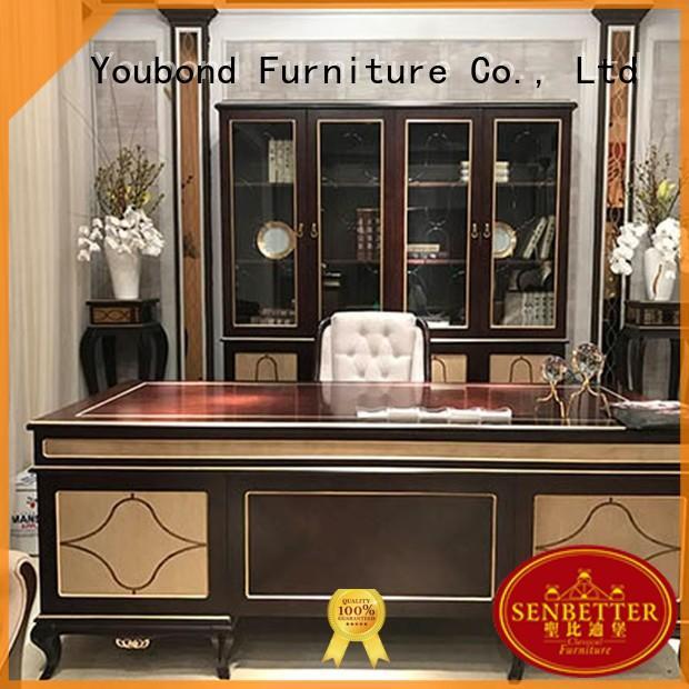 desk furniture european Senbetter Brand classic office furniture