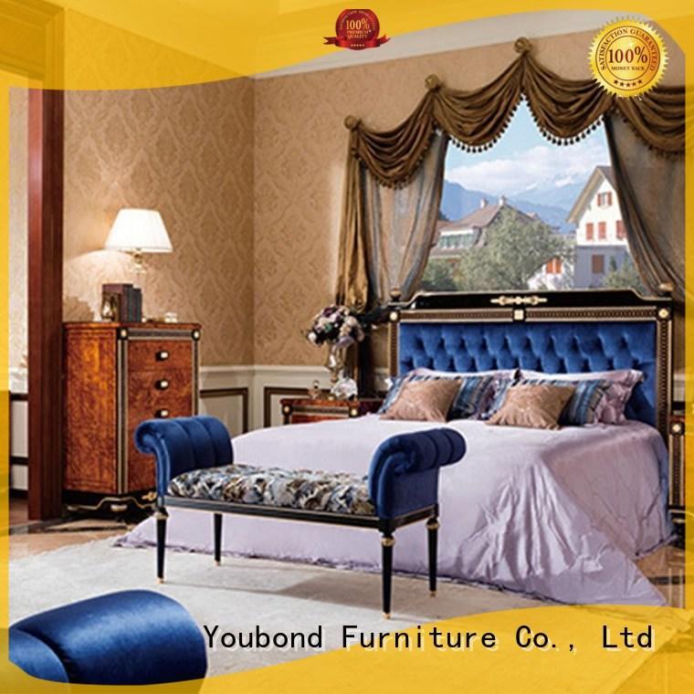 night table wooden bedroom furniture dresser for decoration Senbetter