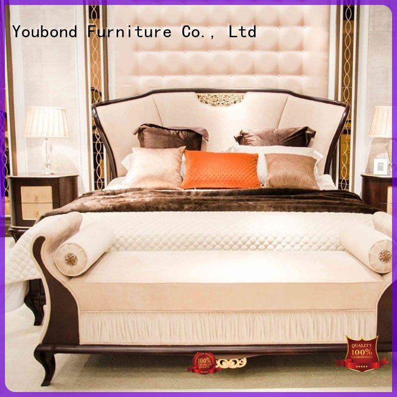 oak bedroom furniture style beech classic bedroom furniture design Senbetter Brand