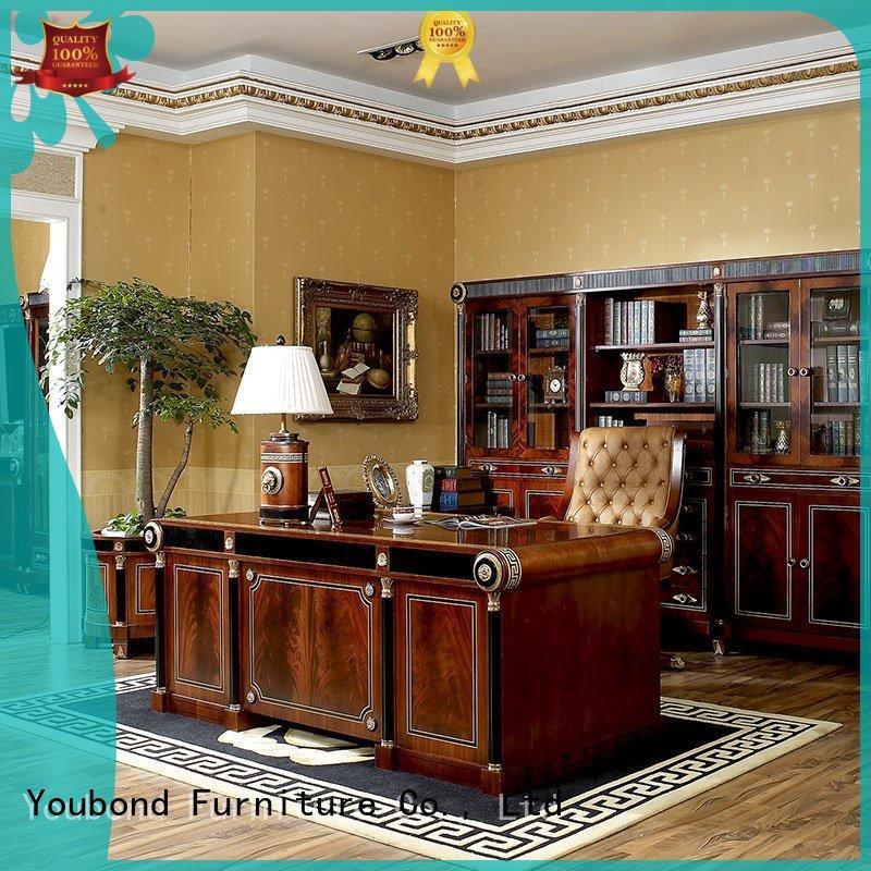Senbetter Brand style office veneer classic office furniture