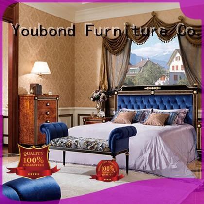 oak bedroom furniture mahogany classic bedroom furniture Senbetter Brand