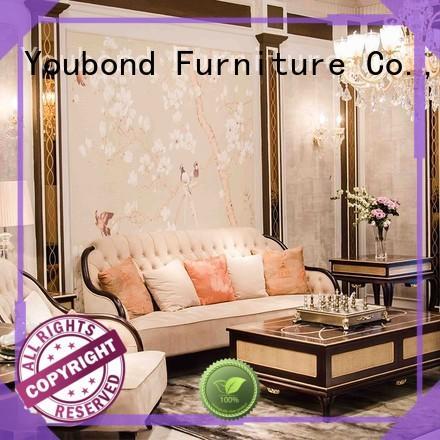 Senbetter gloss best living room furniture with buffet for villa