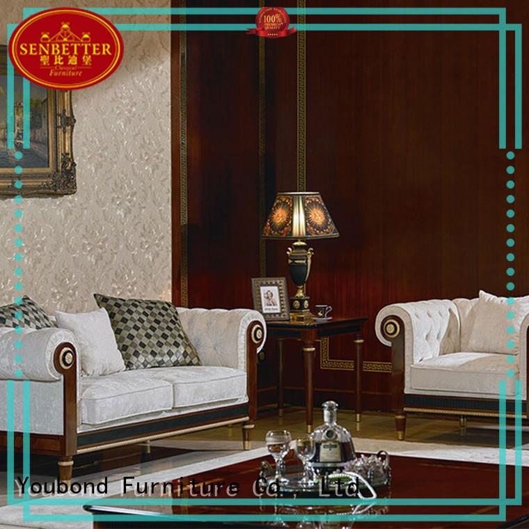 Hot classic living room furniture dubai Senbetter Brand
