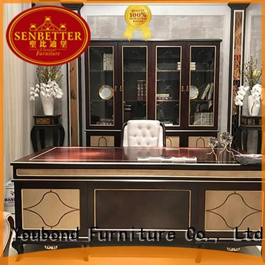 Senbetter Brand design houseoffice luxury style classic office furniture