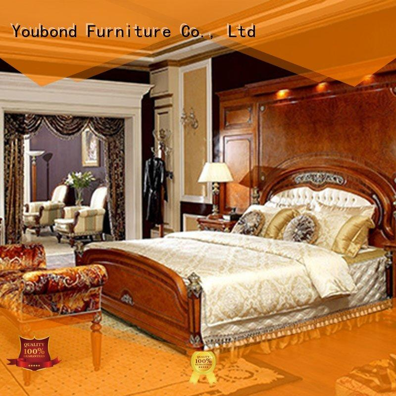 Senbetter Brand design classic oak bedroom furniture